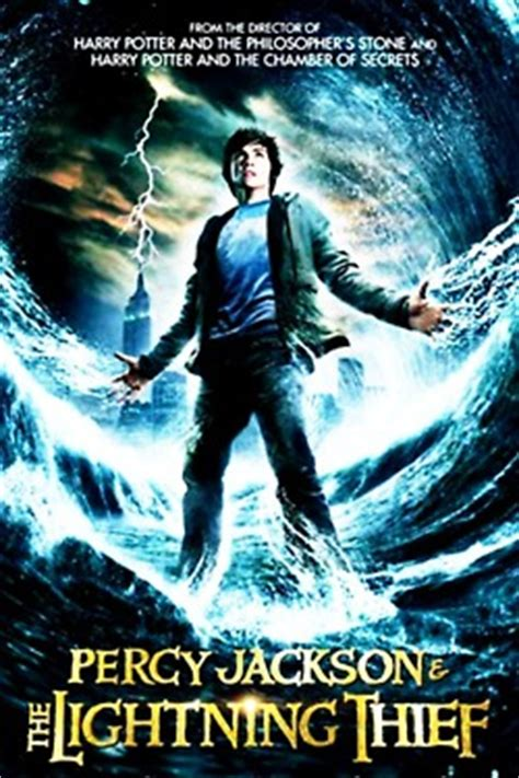 Percy Jackson & the Olympians: The Lightning Thief Summary